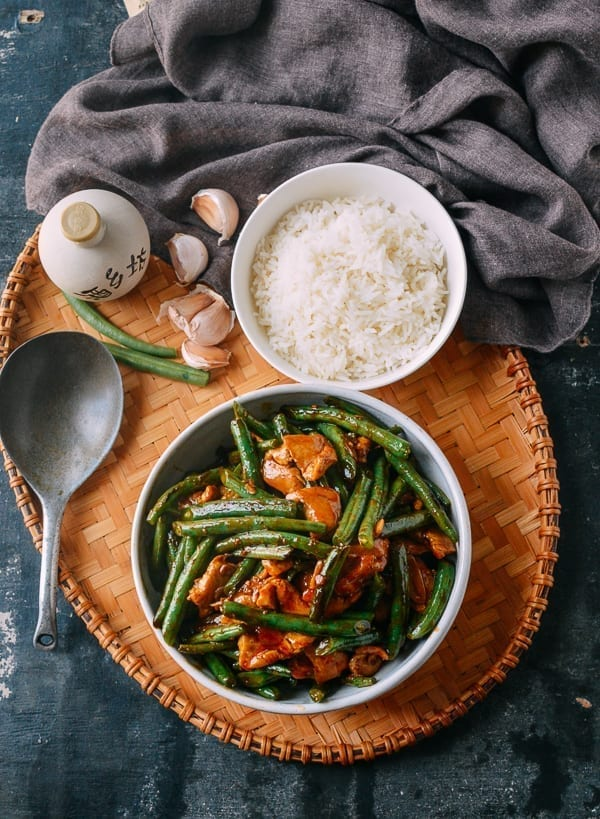 20-Minute String Bean Chicken Stir-fry