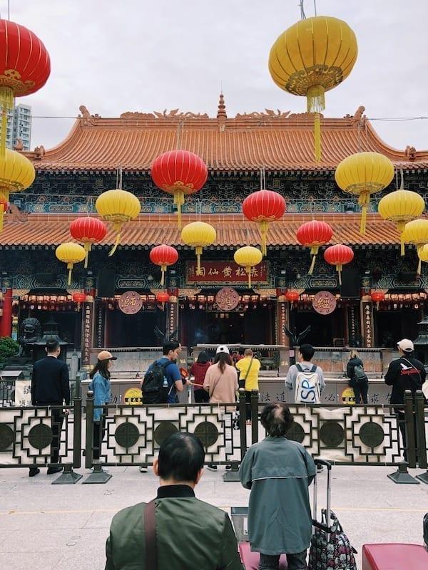 Wong Tai Sin Temple, thewoksoflife.com