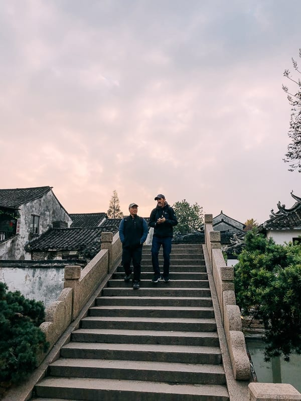 Zhouzhuang, by thewoksoflife.com