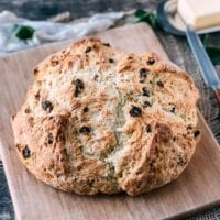 Irish Soda Bread, by thewoksoflife.com