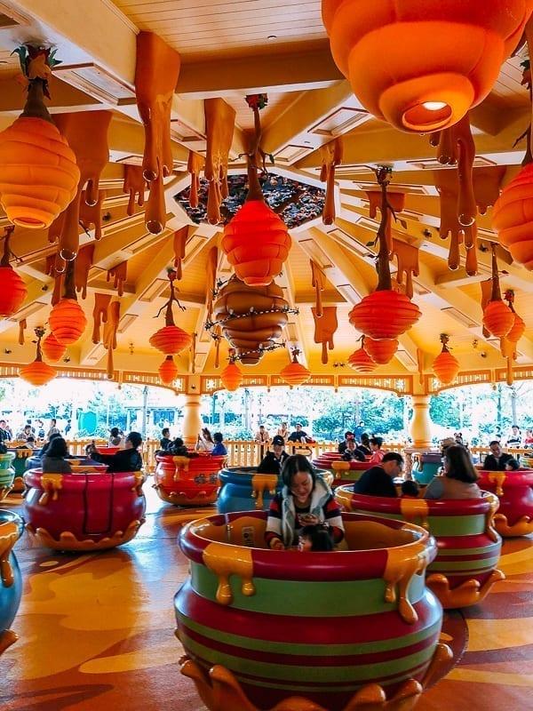 Shanghai Disneyland winnie the Pooh by thewoksoflife.com