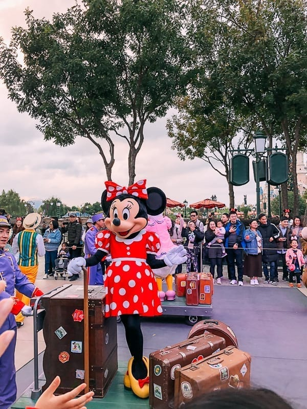 Shanghai Disneyland attractions - Minnie Mouse by thewoksoflife.com