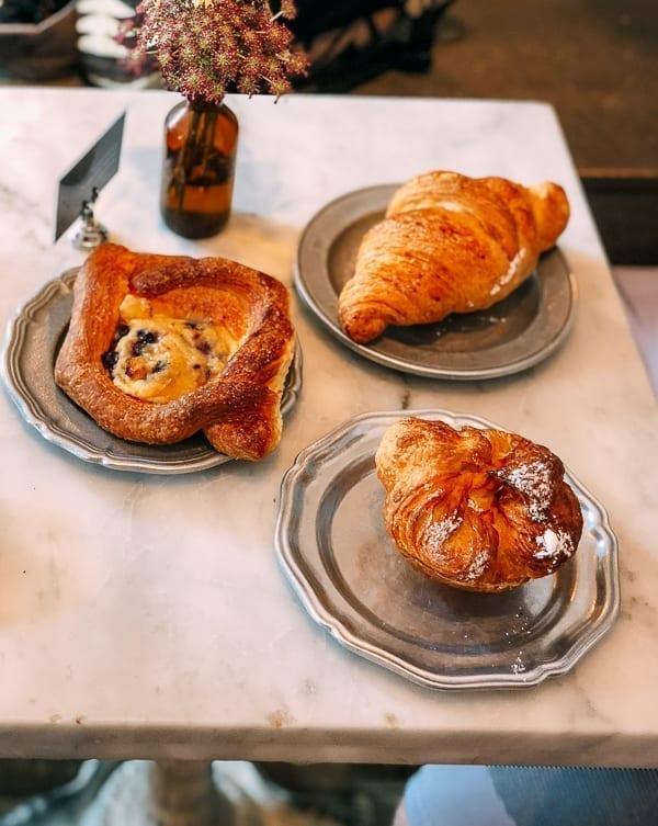 Persephone Bakery Pastries, Jackson Hole