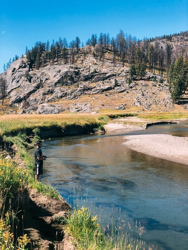 Slough Creek, Yellowstone, thewoksoflife.com