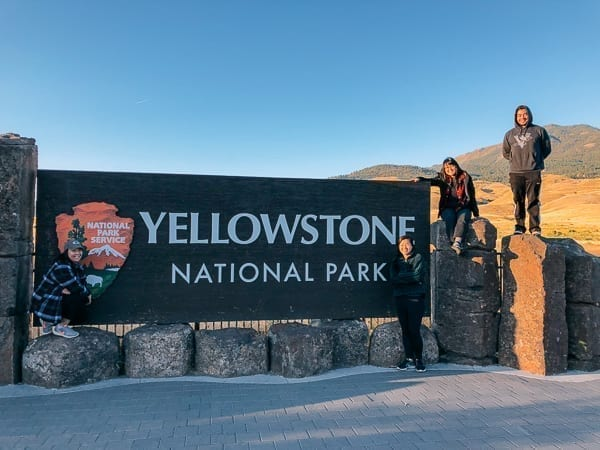 The Woks of Life in Yellowstone National Park, thewoksoflife.com