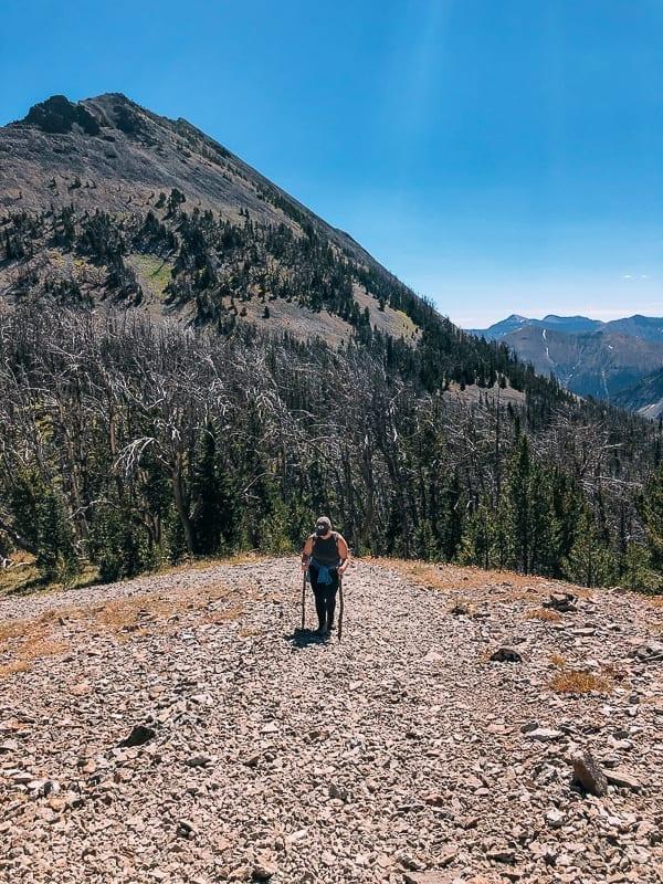 Avalanche Peak Hike, thewoksoflife.com