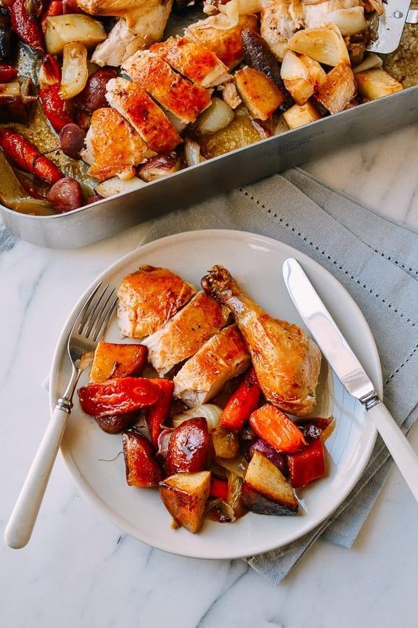 Chicken Dinner, thewoksoflife.com