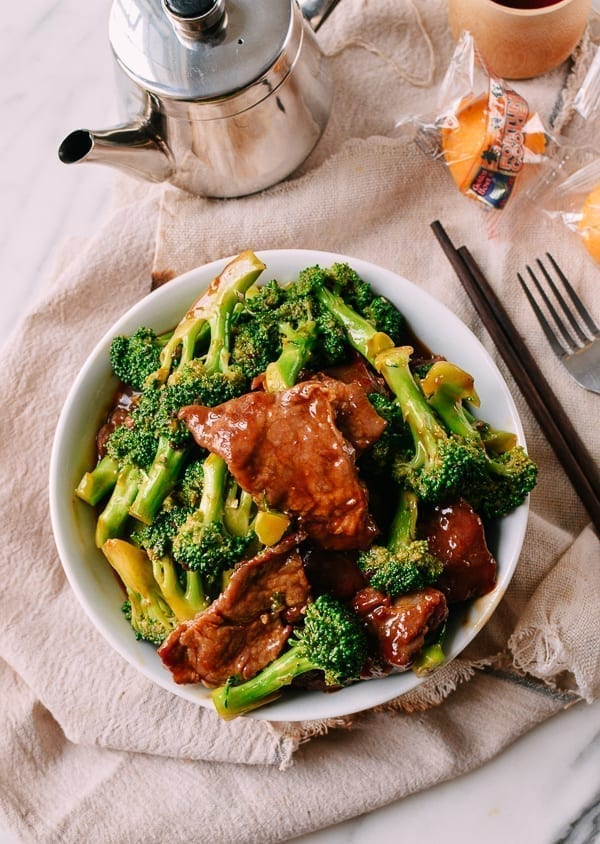 Beef and Broccoli Recipe, thewoksoflife.com