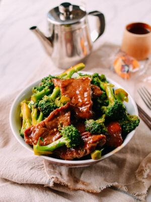 Beef and Broccoli, thewoksoflife.com