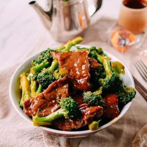 Beef And Broccoli Authentic Restaurant Recipe The Woks Of Life