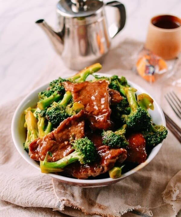 Beef and Broccoli, thewoksoflife.com