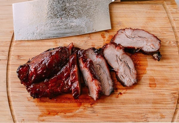 Sliced Char Siu Pork, thewoksoflife.com