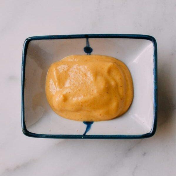 Chinese Hot Mustard, thewoksoflife.com
