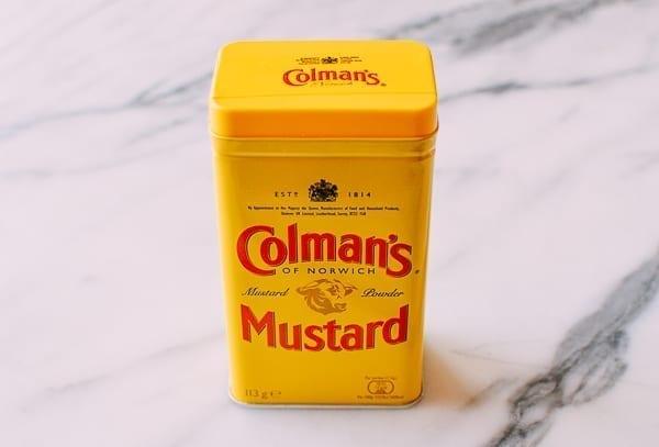 Colman's Mustard Powder, thewoksoflife.com