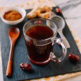 Chinese Ginger Tea, thewoksoflife.com