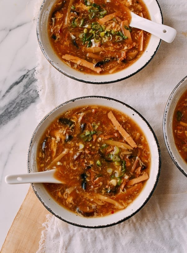Hot and Sour Soup, thewoksoflife.com