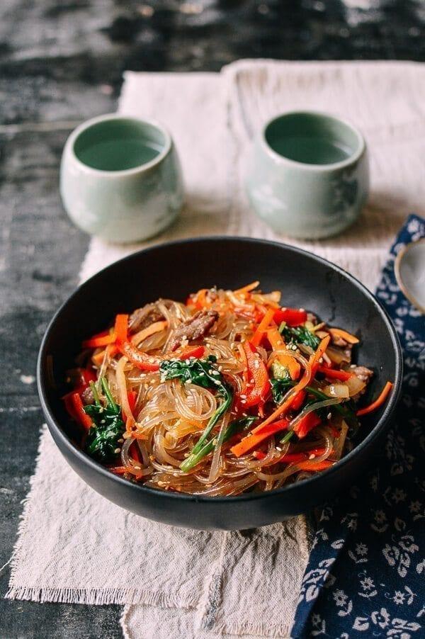 japchae recipe woks of life Japchae