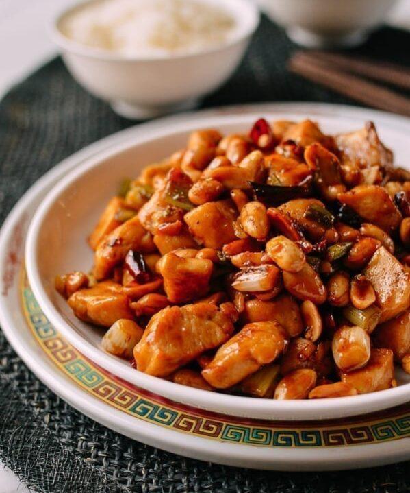 Kung Pao Chicken thewoksoflife.com