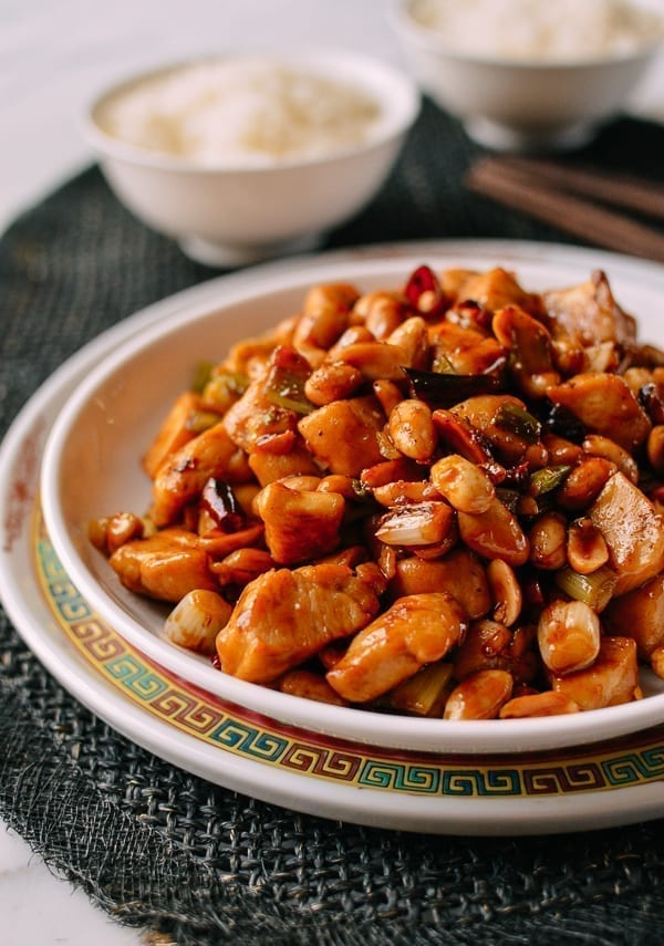Kung Pao Chicken thewoksoflife.com