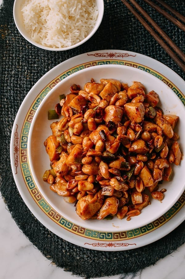 Kung Pao Chicken, thewoksoflife.com