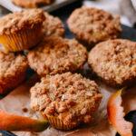 Mango Muffins, thewoksoflife.com