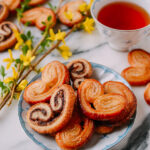 French Palmier Cookies, thewoksoflife.com