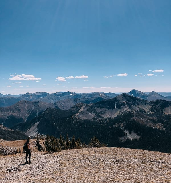 Avalanche Peak View, thewoksoflife.com