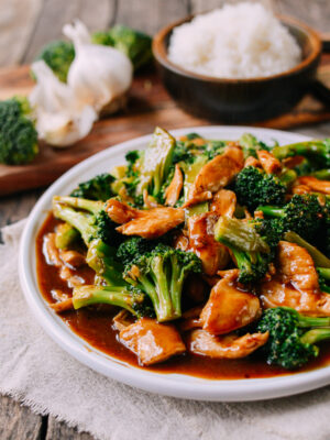 Chicken and Broccoli Recipe, thewoksoflife.com
