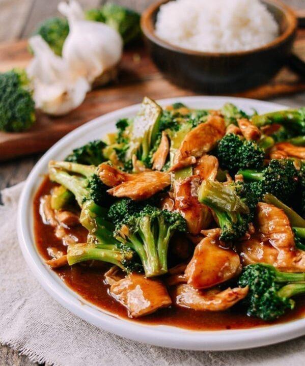 Chicken and Broccoli Recipe, thewoksoflife.com