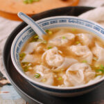 Chicken Wontons, thewoksoflife.com