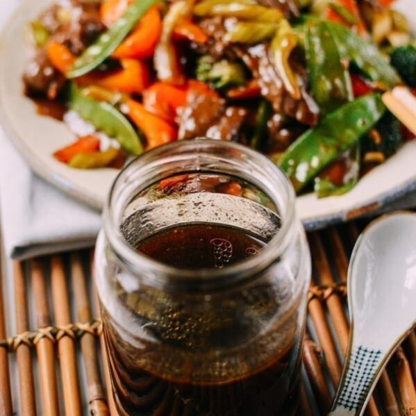 Easy Stir Fry Sauce For Any Meat Vegetables The Woks Of Life
