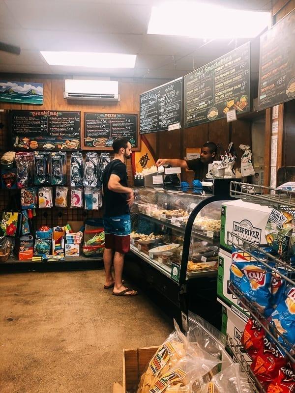 Kalapawai Market deli counter, thewoksoflife.com