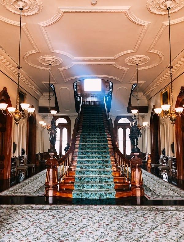 Iolani Palace, thewoksoflife.com