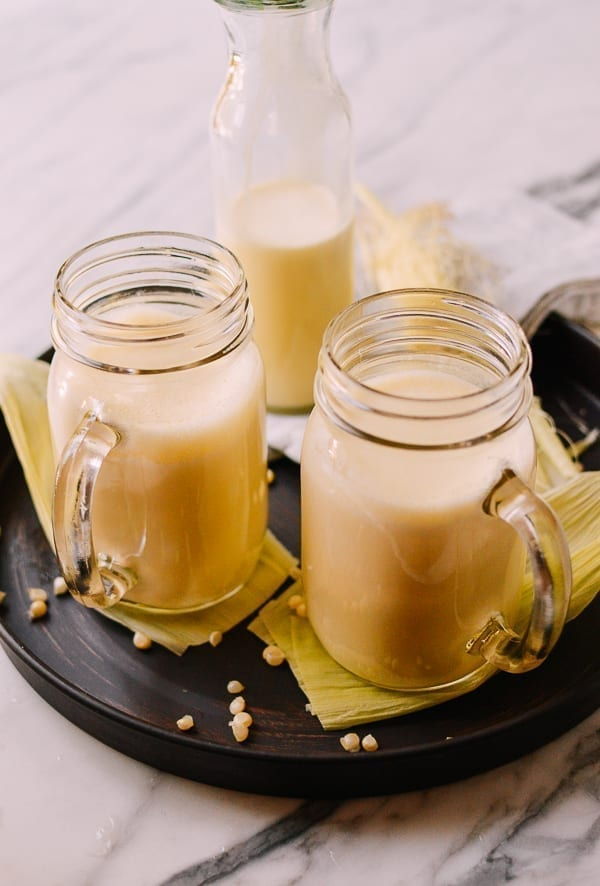 Creamy Sweet Corn Drink