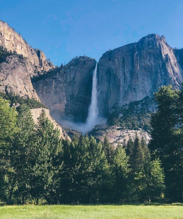 Yosemite Falls, thewoksoflife.com