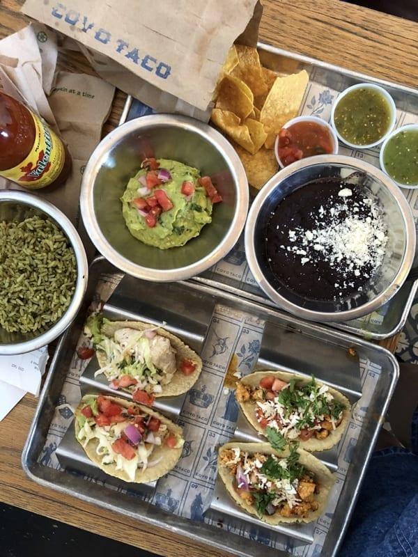 Coyo Tacos Miami, thewoksoflife.com