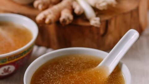 The Ultimate Asian Vegetable Stock