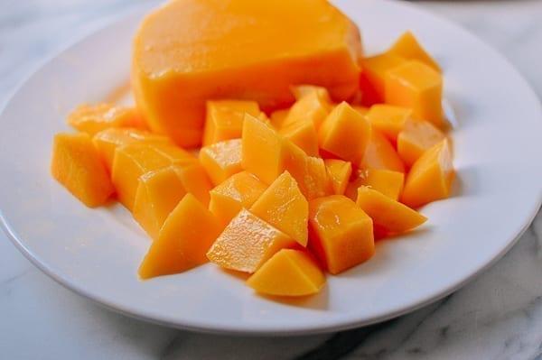 Cubed Mango, thewoksoflife.com