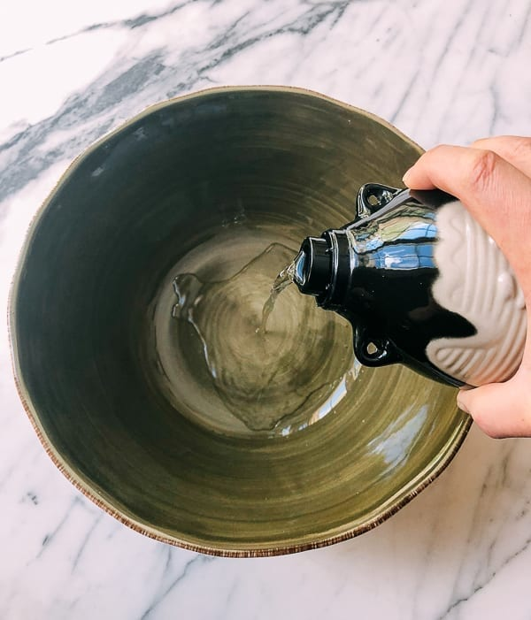 Pouring Baijiu into bowl, thewoksoflife.com