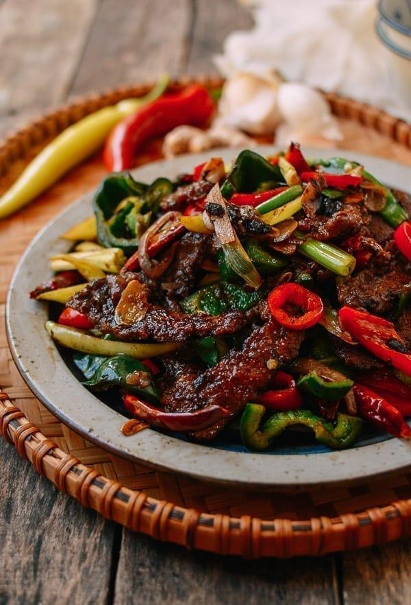Hunan Beef, thewoksoflife.com