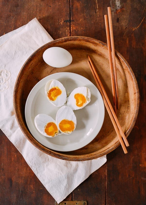 Salted Duck Eggs, thewoksoflife.com