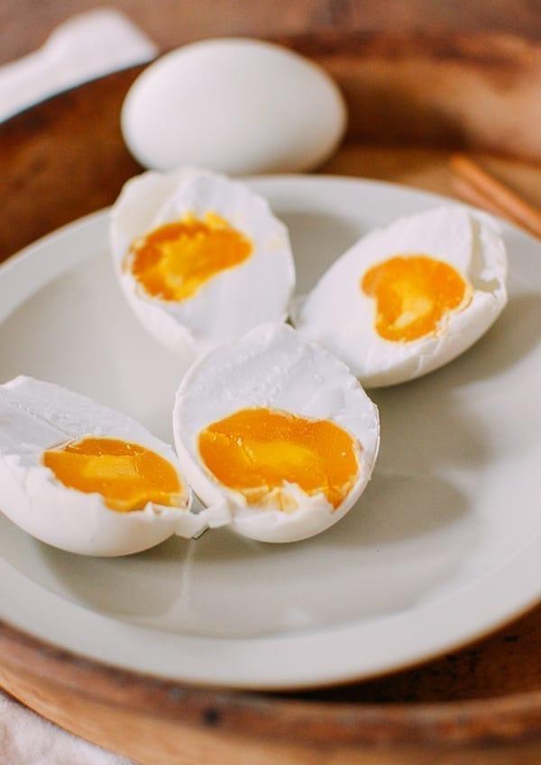 Salted Duck Eggs, thewoksoflife.com
