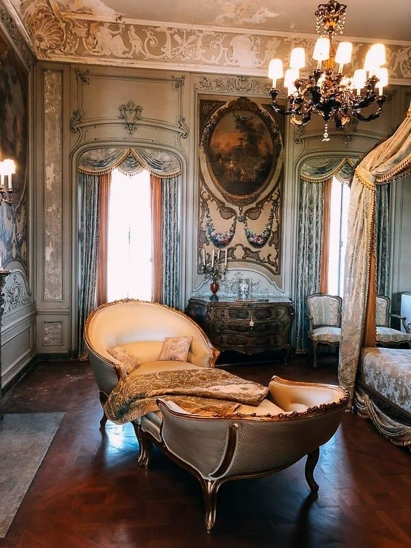 Vizcaya Museum Furniture, thewoksoflife.com