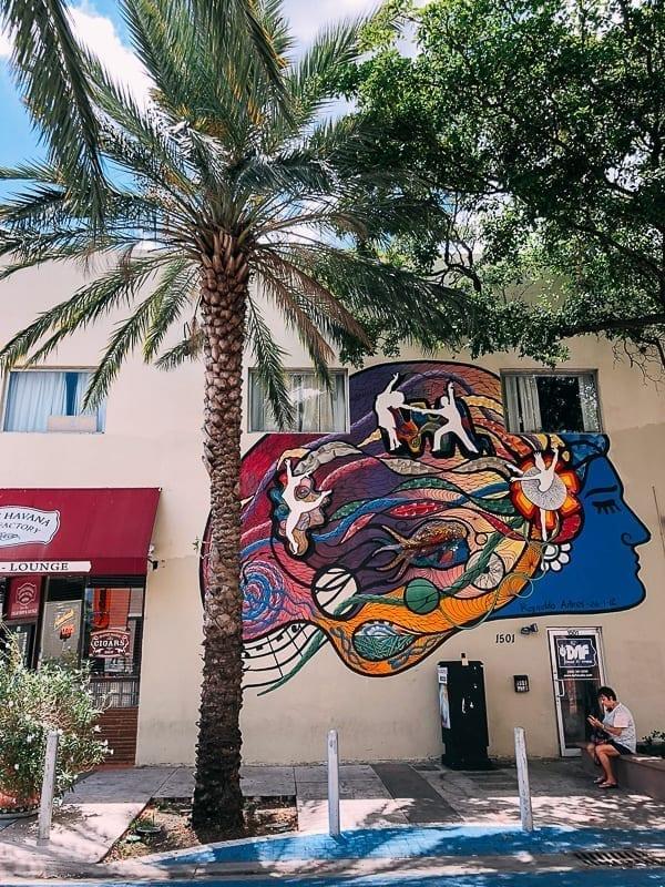 Little Havana Mural, thewoksoflife.com