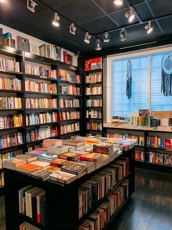 Books and Books Miami, thewoksoflife.com