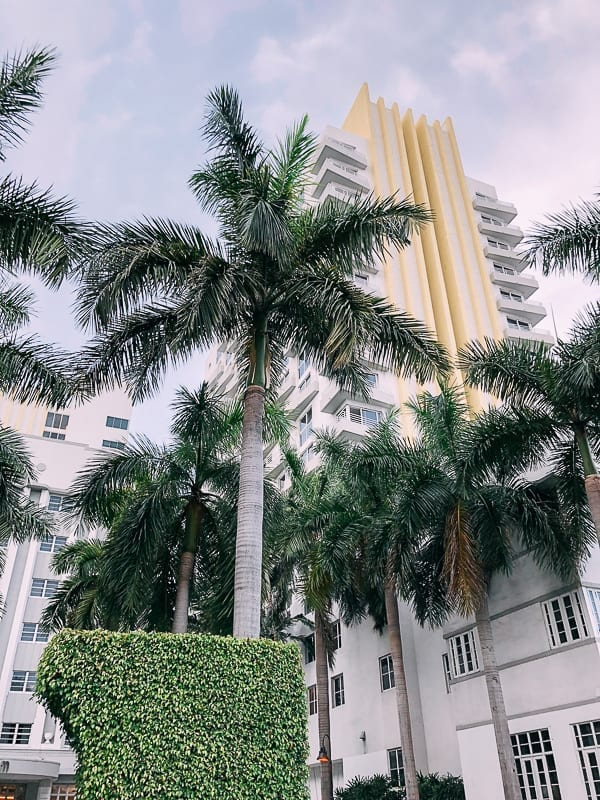 Art Deco Architecture in Miami, thewoksoflife.com