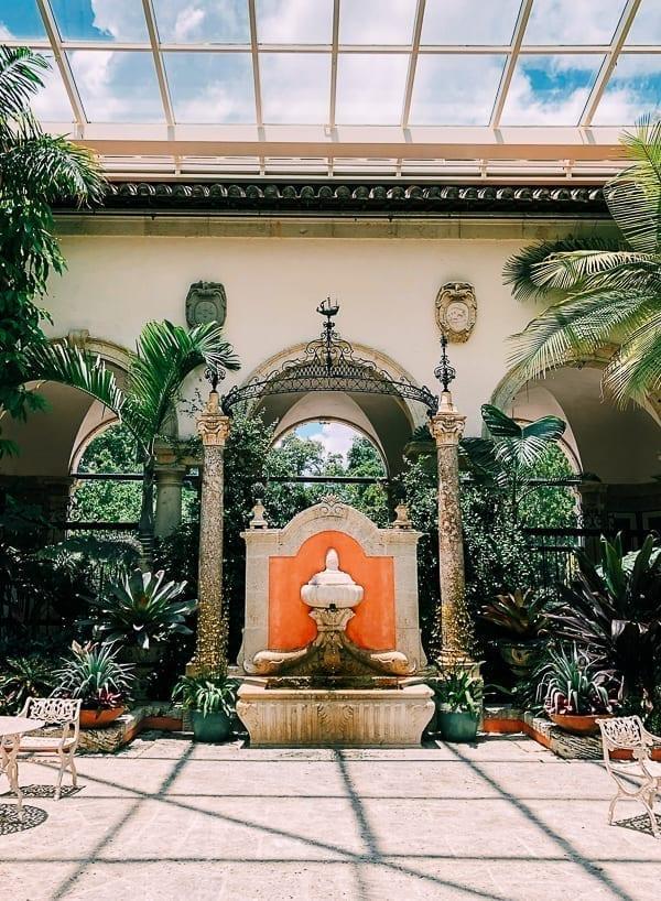Vizcaya Museum Miami, thewoksoflife.com