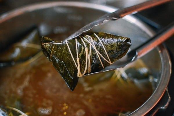 How to Cook Zongzi in an Instant Pot, thewoksoflife.com