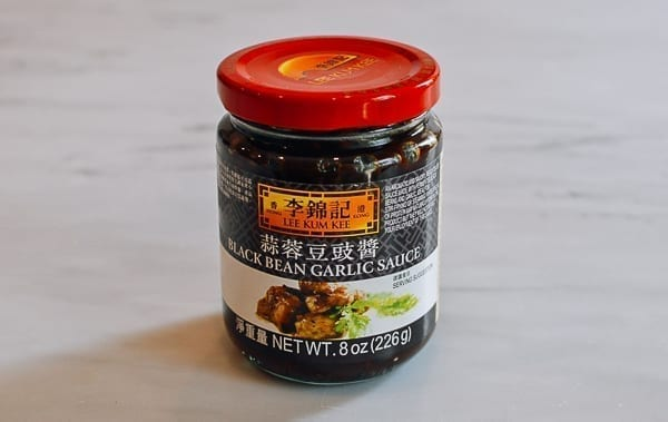 jar of black bean garlic sauce, thewoksoflife.com