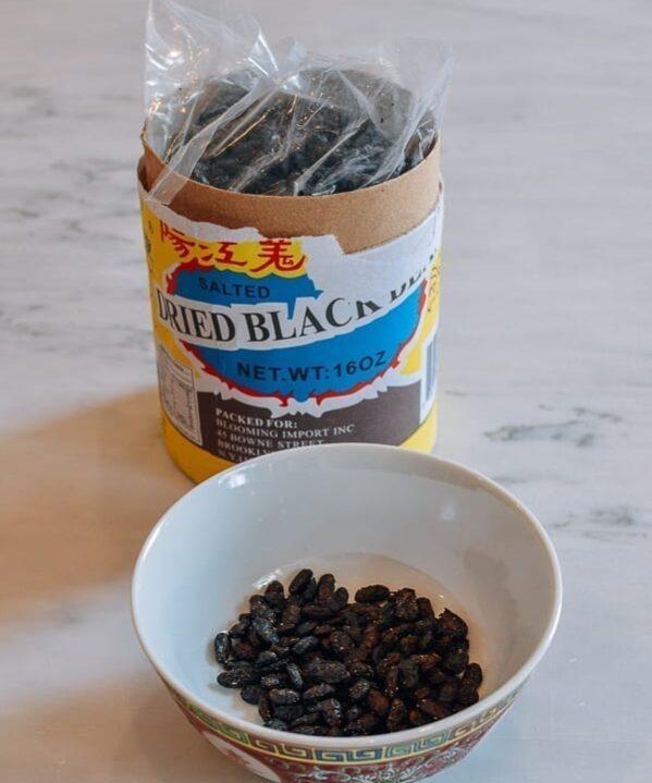 Fermented black beans, thewoksoflife.com